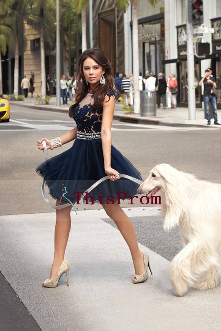 homecoming dresses aline scoop shortmini tulle prom dresses