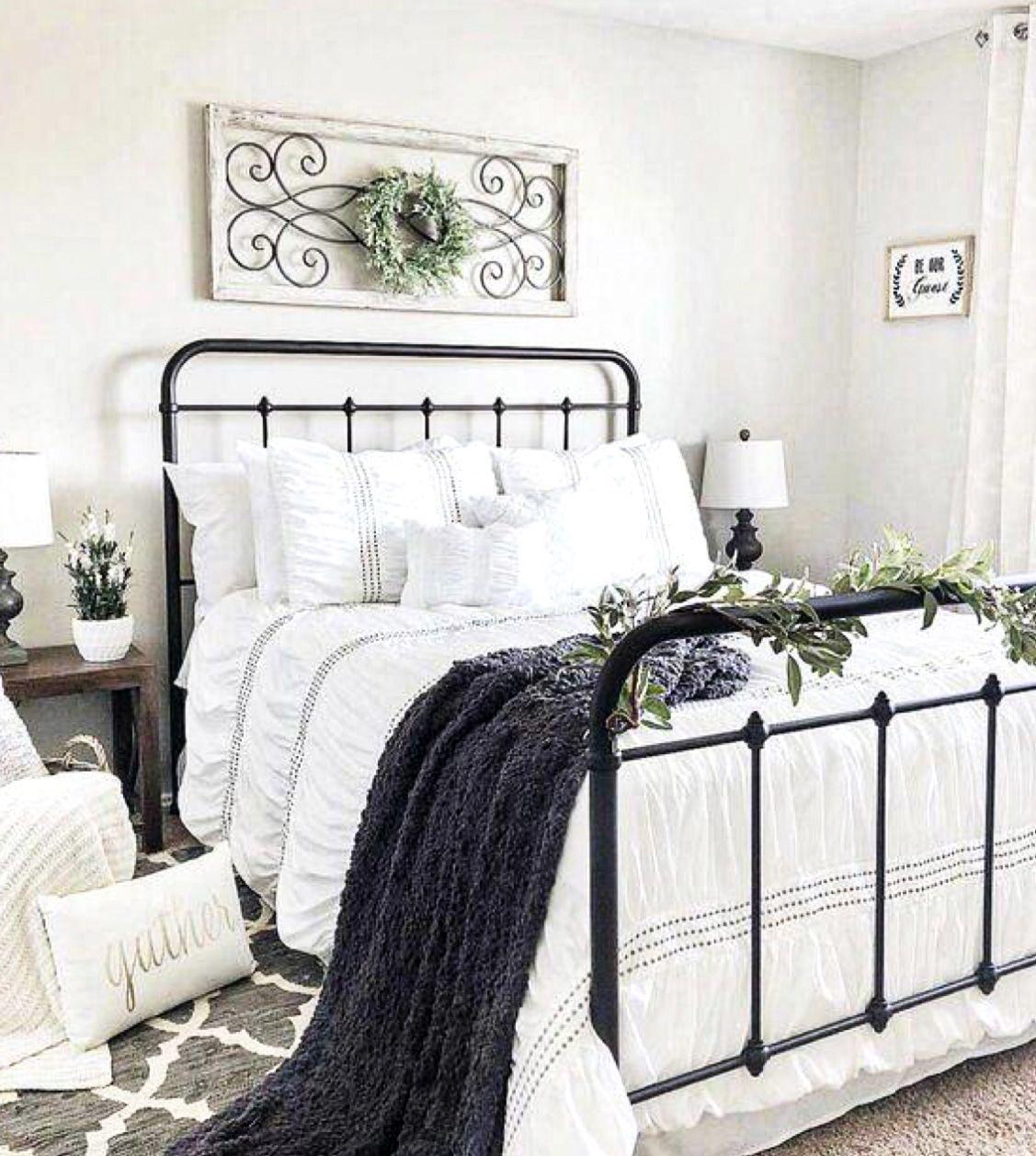 Photo of Dreamy Farmhouse Bedroom Ideas