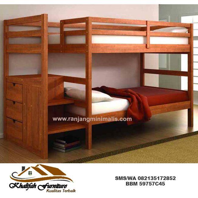 Tempat Tidur Tingkat KTA16 | Tempat Tidur Tingkat | Pinterest