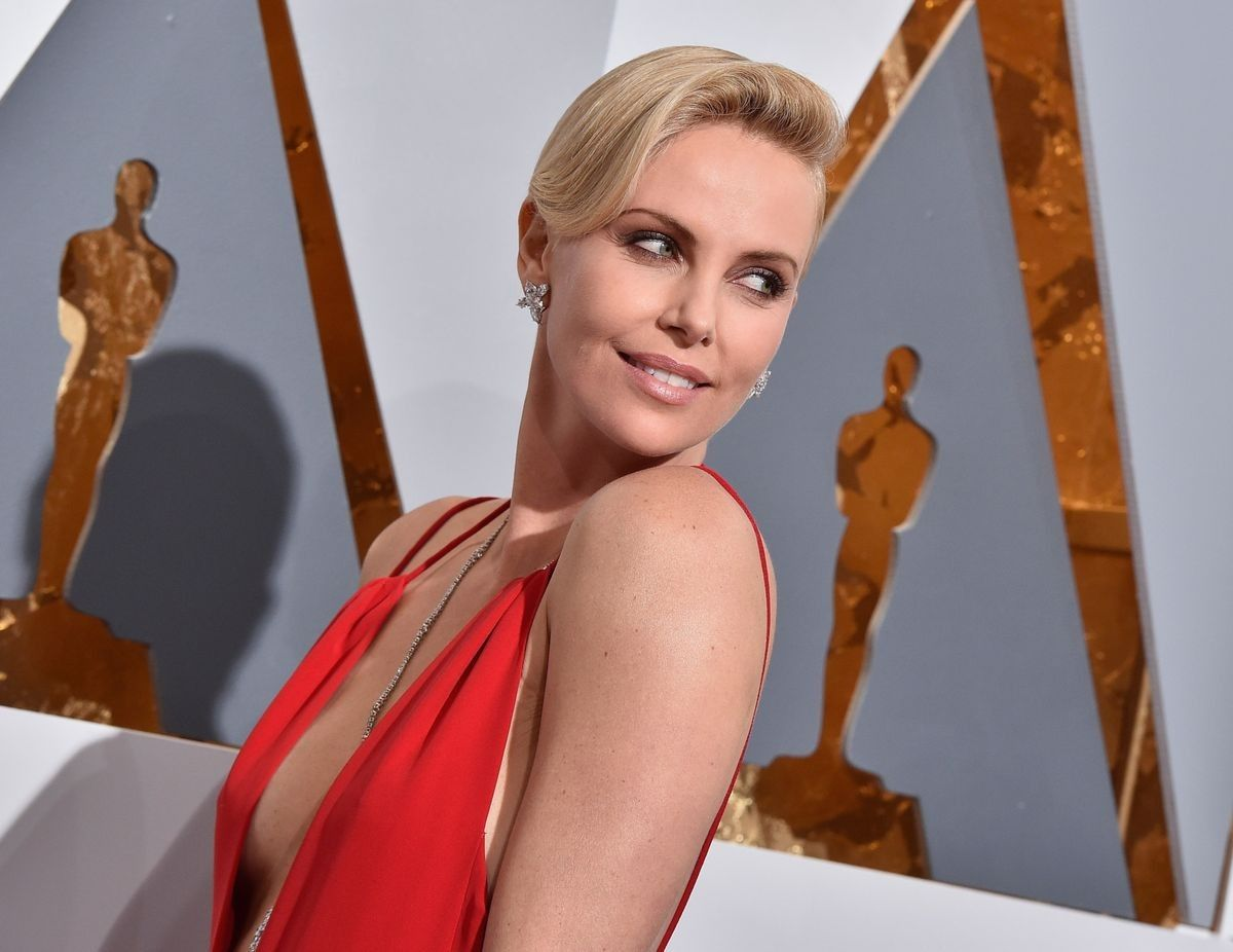 Five essential beauty tips from charlize theron back to basics