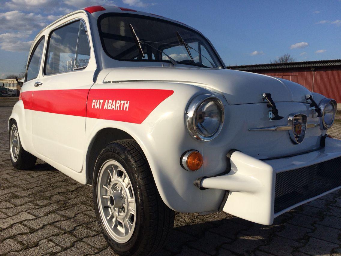 Fiat Abarth 850tc Replica With Images Replica Cars Fiat