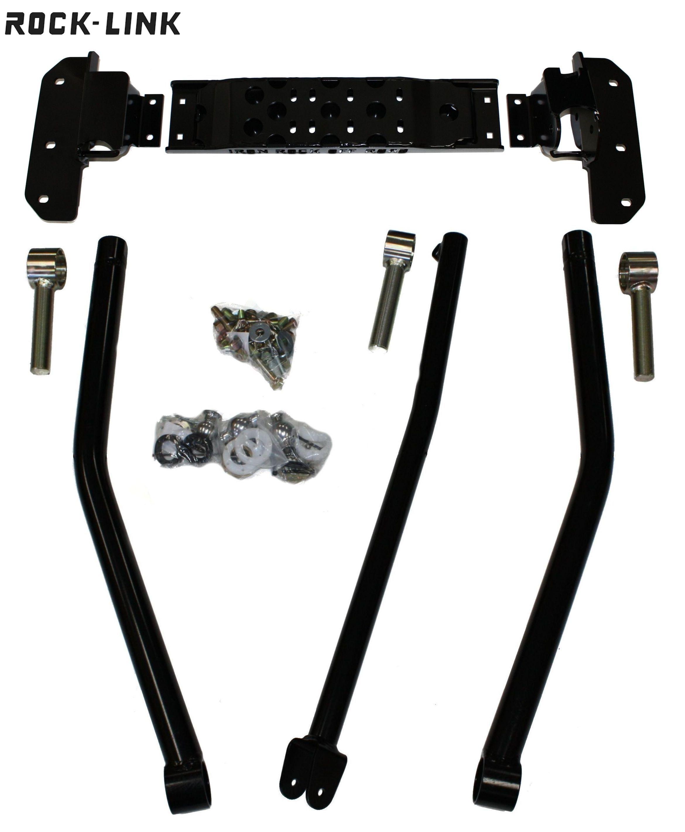 Xj Rock Link Front Long Arm Upgrade Rock Frame Jeep Xj