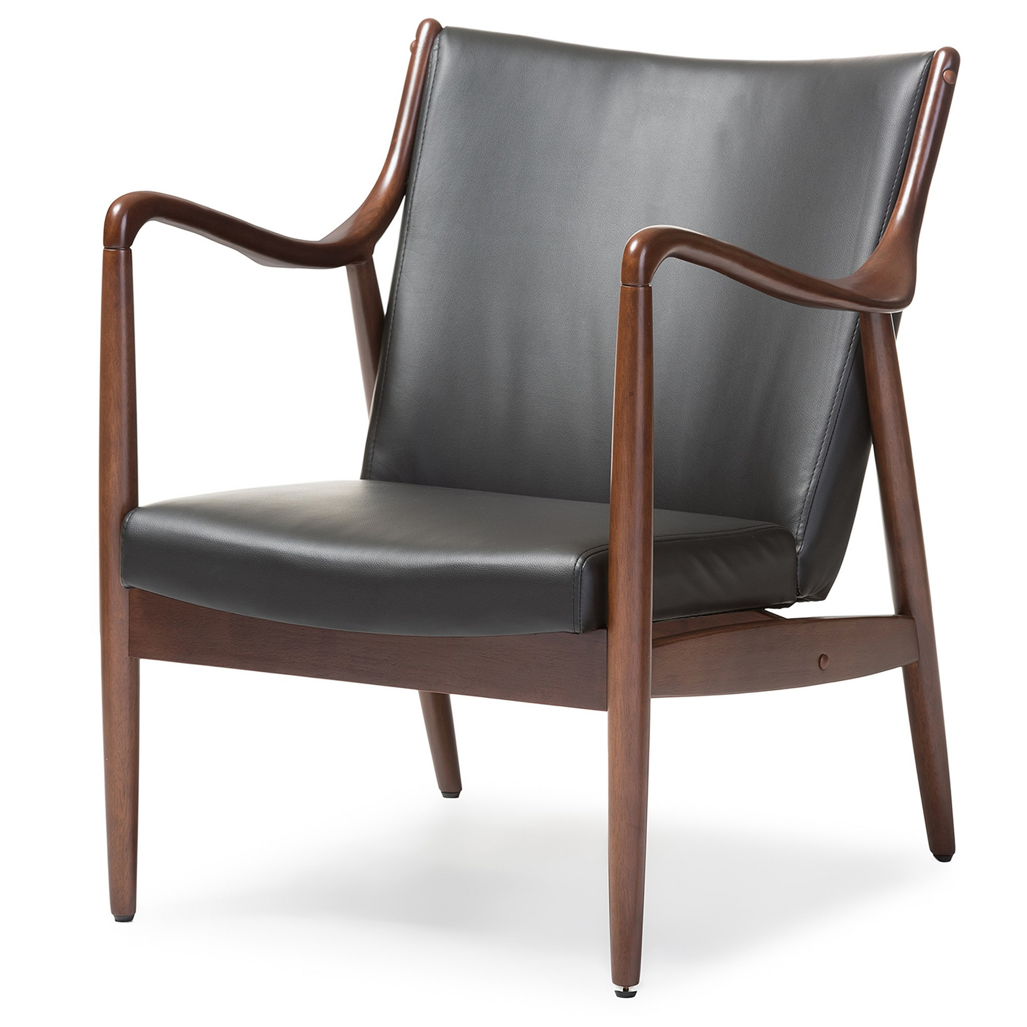 Super Shakespeare Mid Century Modern Retro Faux Leather Squirreltailoven Fun Painted Chair Ideas Images Squirreltailovenorg