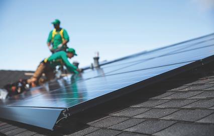Dasiy Chen Google Solar Power