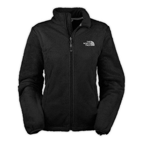 Womens The North Face Denali Osito Jacket Black | My Style ...