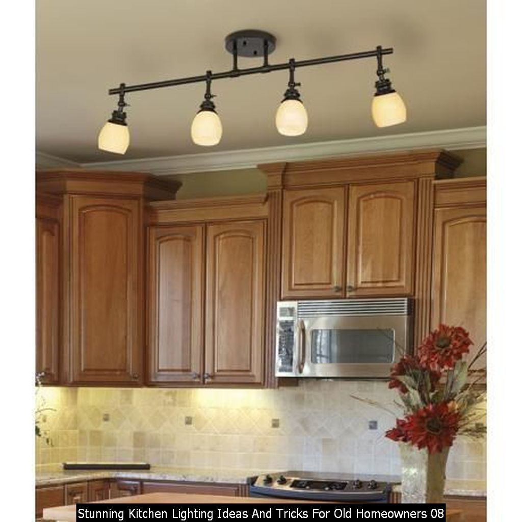 30 Stunning Kitchen Lighting Ideas And Tricks For Old Homeowners Kitchen Lighting Fixtures Ceiling Kitchen Ceiling Lights White Kitchen Lighting Kitchen overhead lighting fixtures