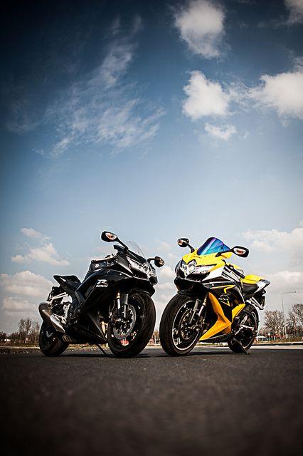 Suzuki GSX-R 600 K8 Bros  by Charakterny on Flickr  | Bikes