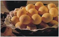 Cheese Bread Pao De Queijo With Images Food Cheese Bread