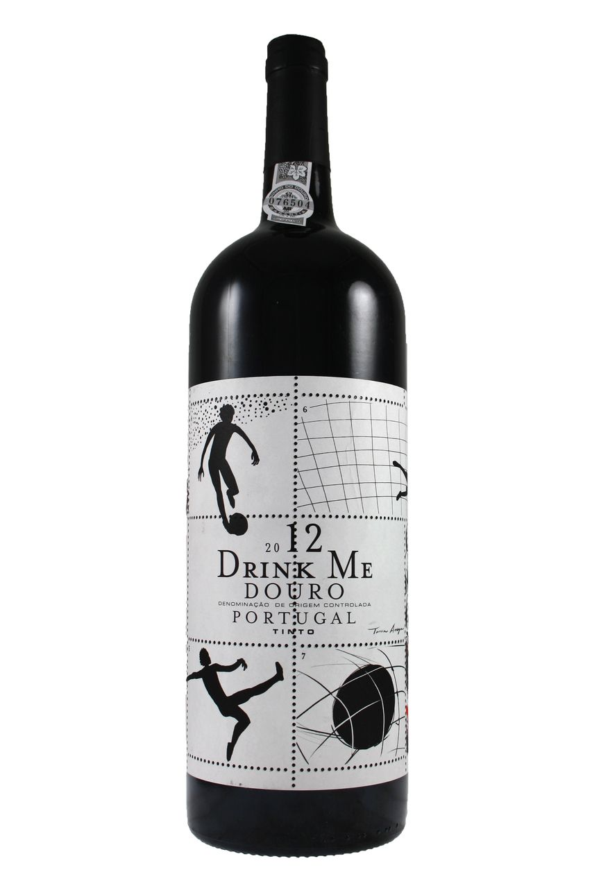 Fraziers Wine Merchants - Niepoort Drink Me Tinto Magnum 2012 - World Cup Limited Edition, £29.99 (http://www.frazierswine.co.uk/niepoort-drink-me-tinto-magnum-2012-world-cup-limited-edition/)