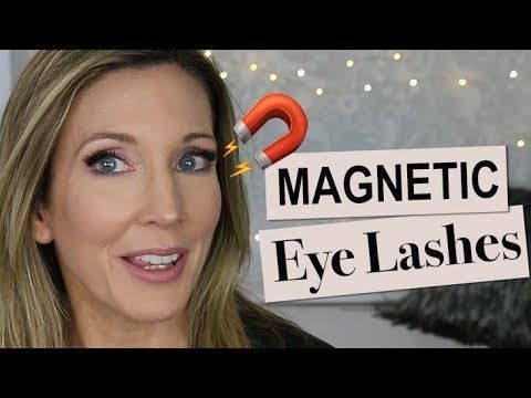 95b379ca248 Try It Tuesday ~ Magnetic Eyelashes! - YouTube #WeirdBeautyHacks ...