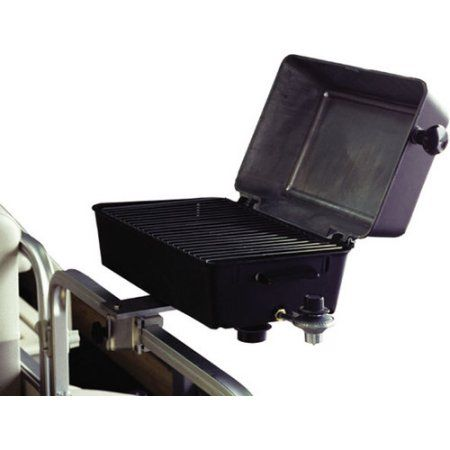 Springfield Barbeque Grill Package with Multi-Fit Rail Mount - Walmart.com
