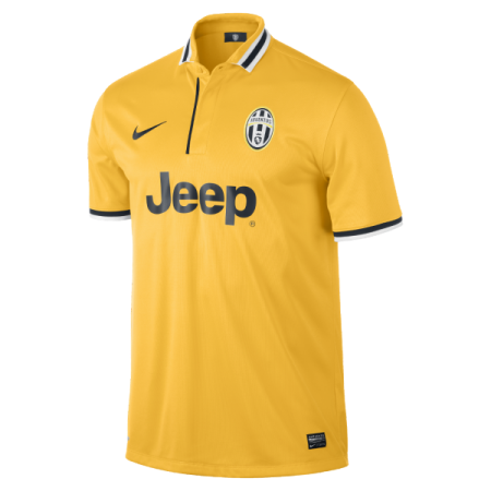 7de40a1f3 Picture of Juventus Away Jersey 2013 14