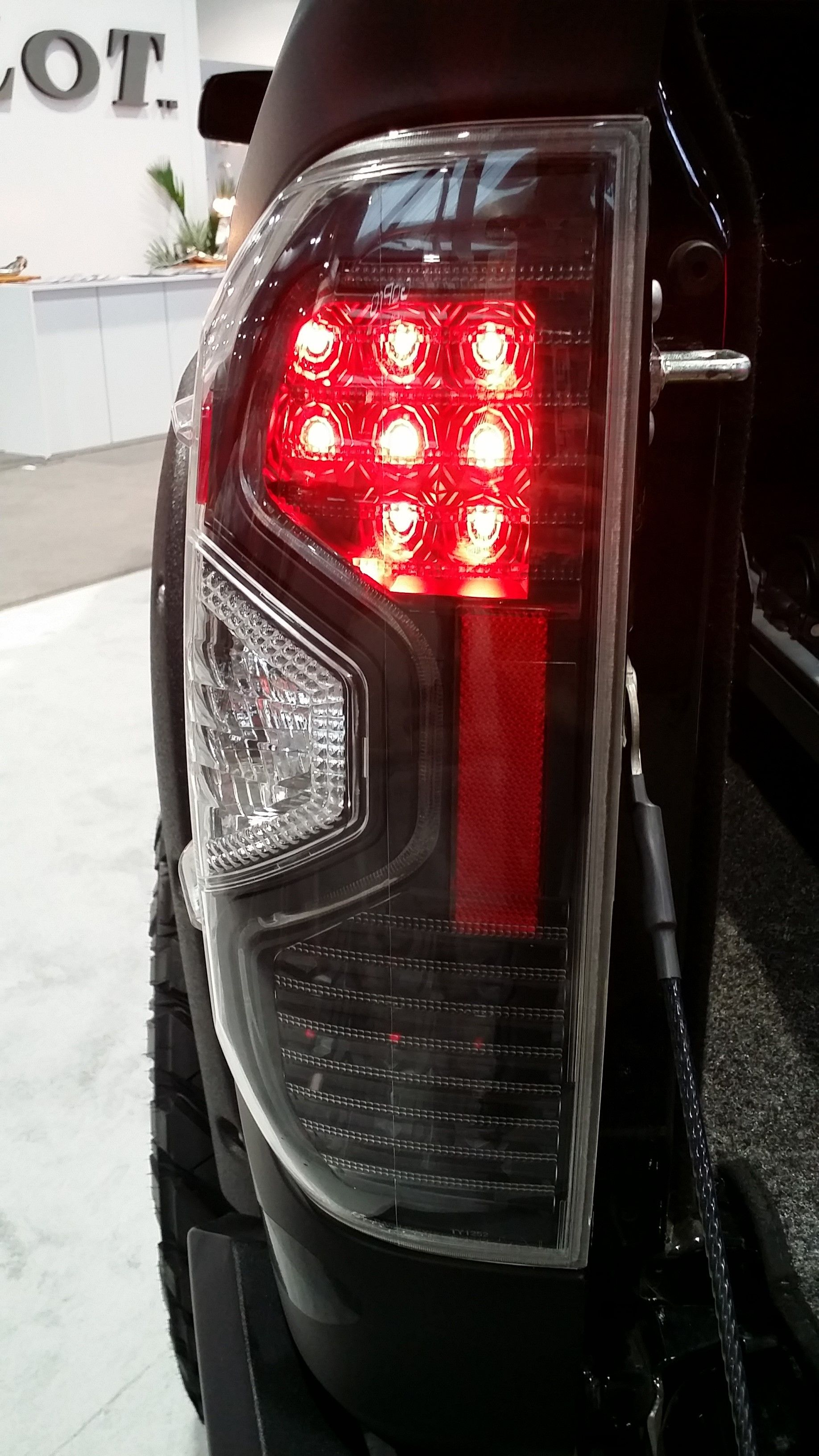 Upgrade your Tundra with one of many choices in LED Tail