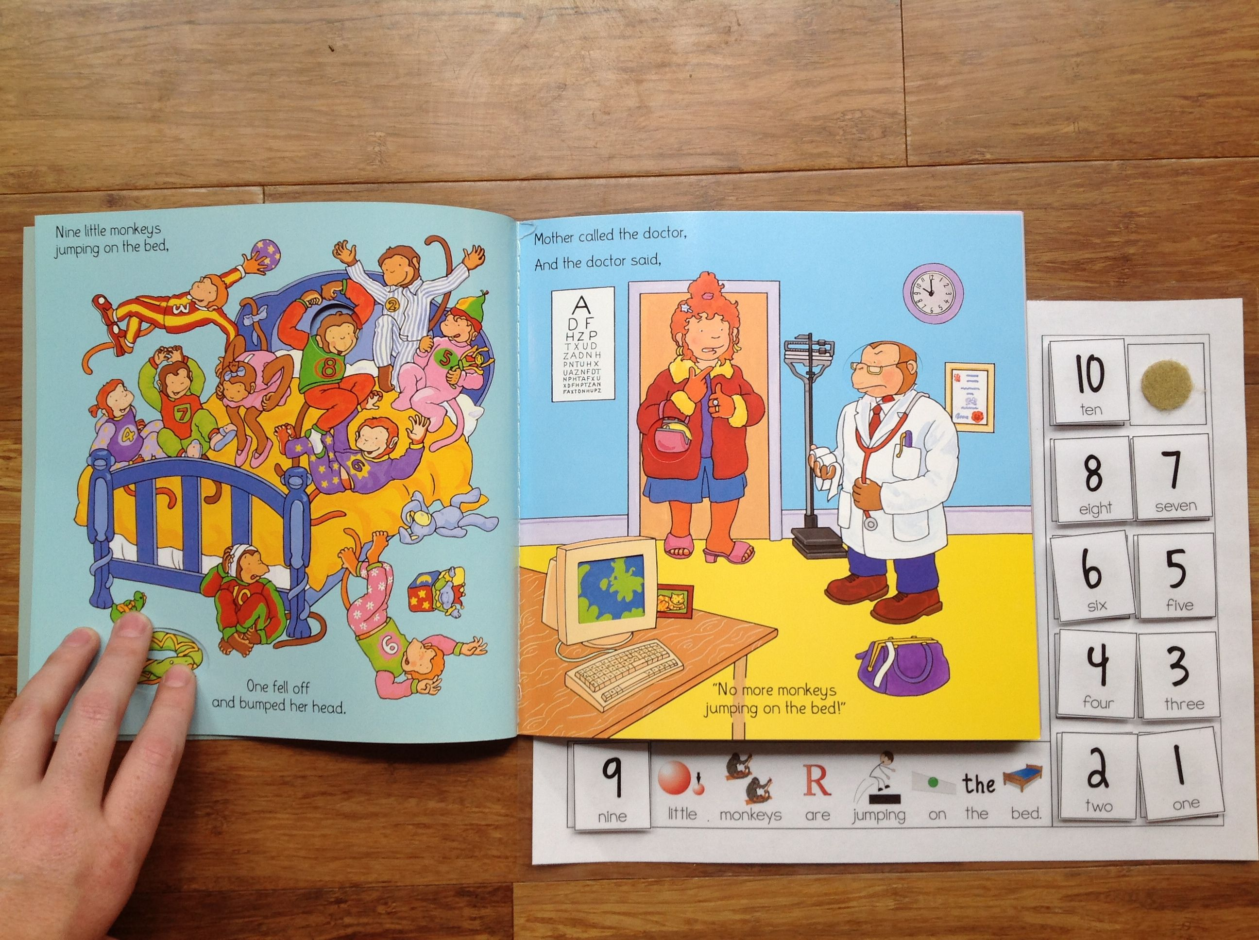 Interactive Book Attachments