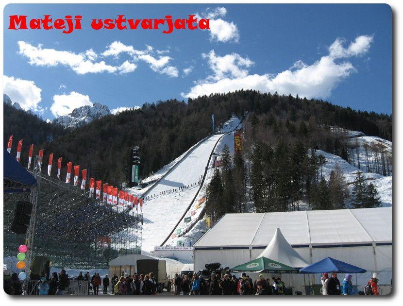 Pin on Ski Safari in Slovenia