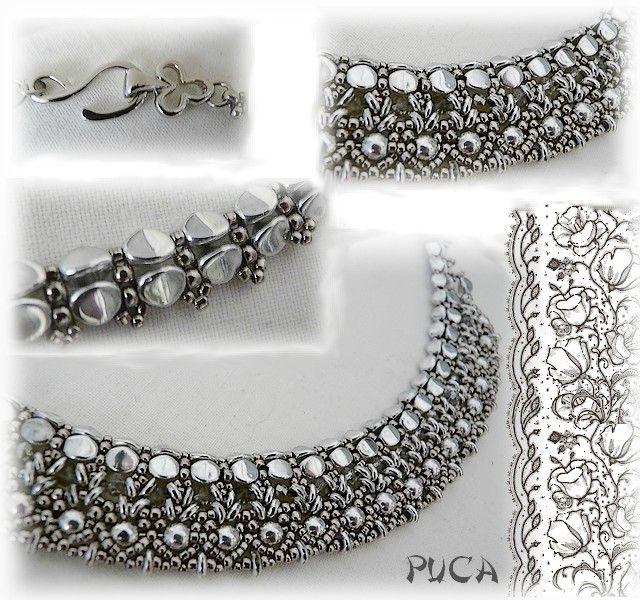 explication collier perle
