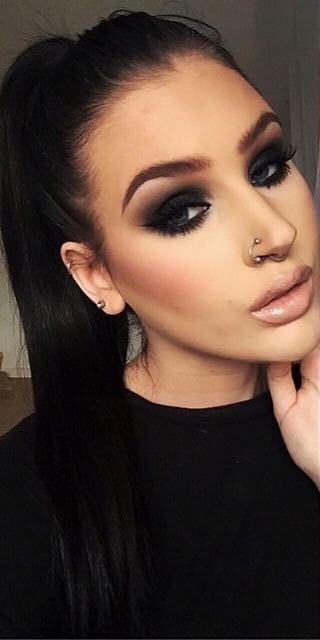 Maquillaje de ojos: Diez formas diferentes de apli