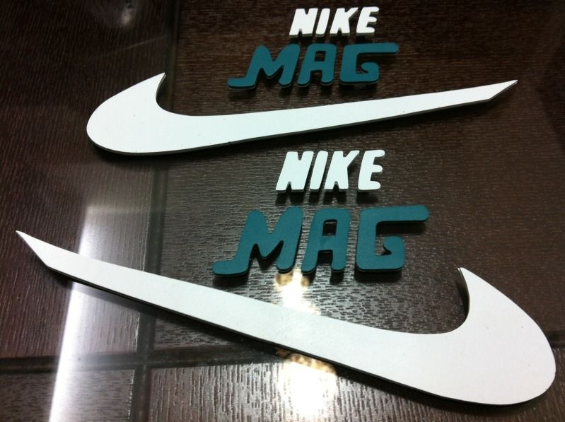 ebed7ac429 Interest - Nike MAG Rubber Decals - $28 Shipped! SHIPPING NOW! | DIY ...