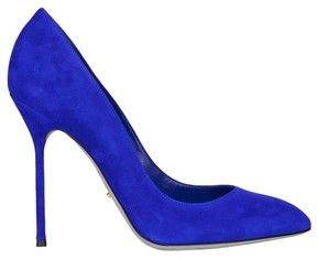 Sergio Rossi Electric Blue Pumps on shopstyle.com