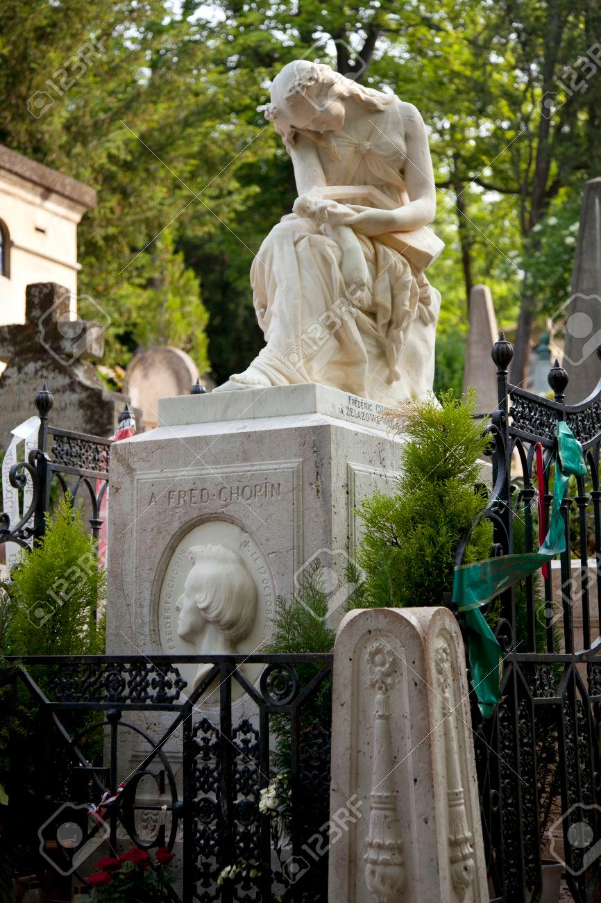Frederic Chopin Photos Google ძებნა Père Lachaise Frédéric Chopin Muse Of Music