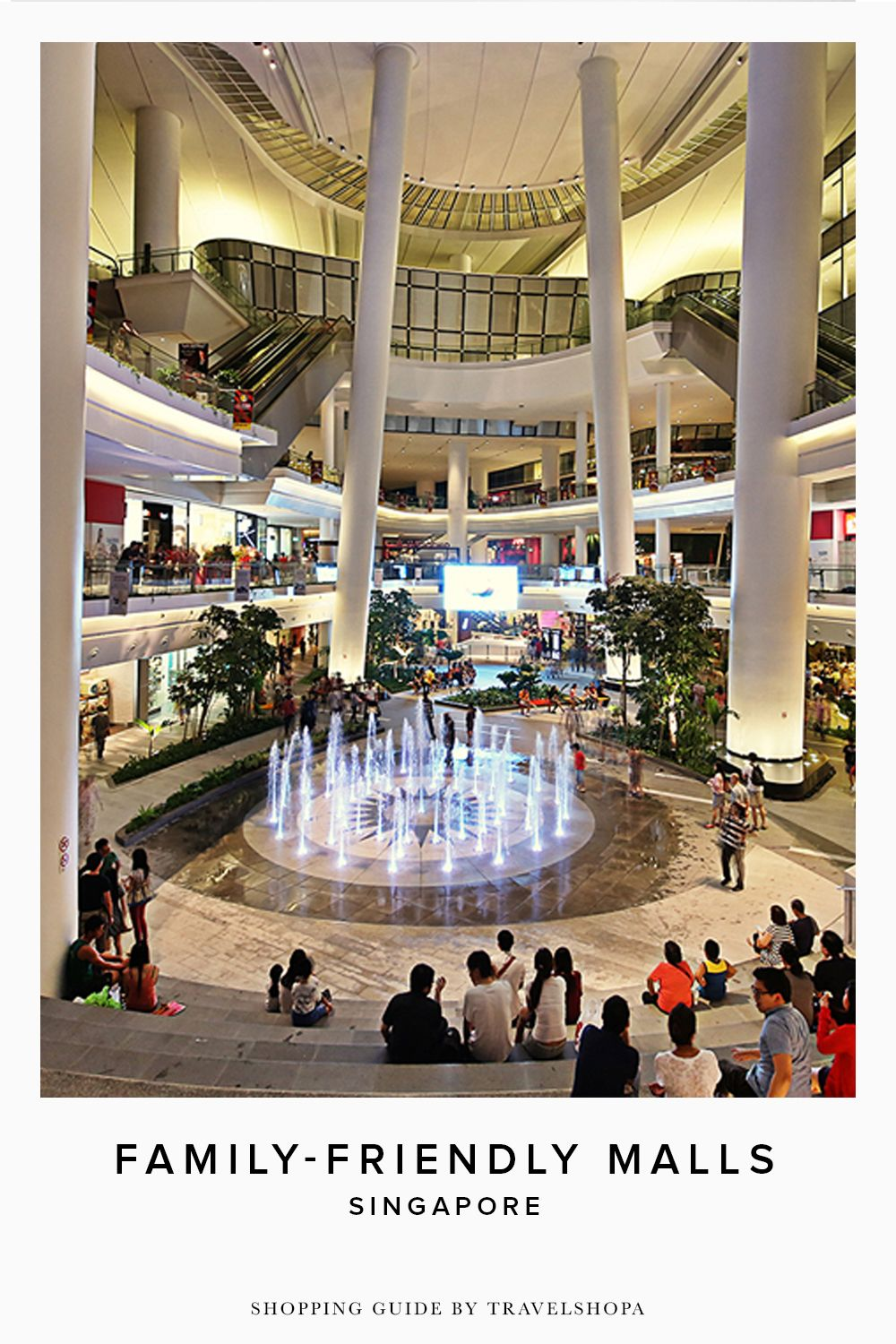 FamilyFriendly Malls in Singapore Singapore, Mall