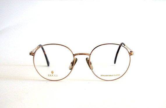 4211293e962cd VINTAGE FRAME Gucci mod. GG1273 Made in Italy Time period  90 s Brand  GUCCI  Model  Round