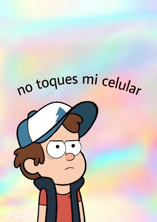 Gravity Falls Wallpaper Iphone Wallpaper No Toques Mi Celular Fondos Pinterest