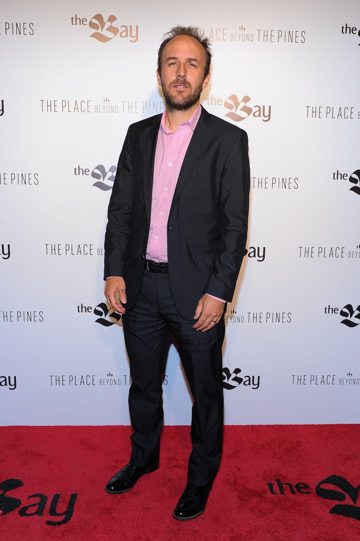 Derek Cianfrance on TIFF red carpet