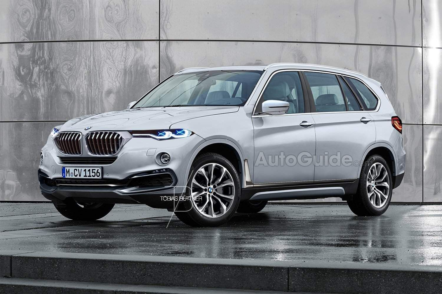 2018 bmw x7 renderings show a sleek design http www bmwblog