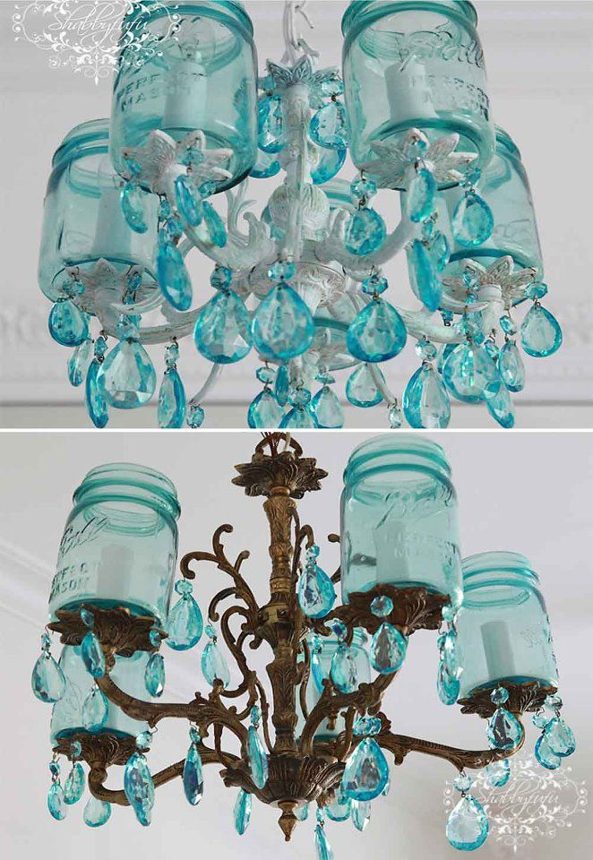 Both sold for clients...find them here: http://shabbyfufu.com/category_3/Luxe-Lighting.htm
