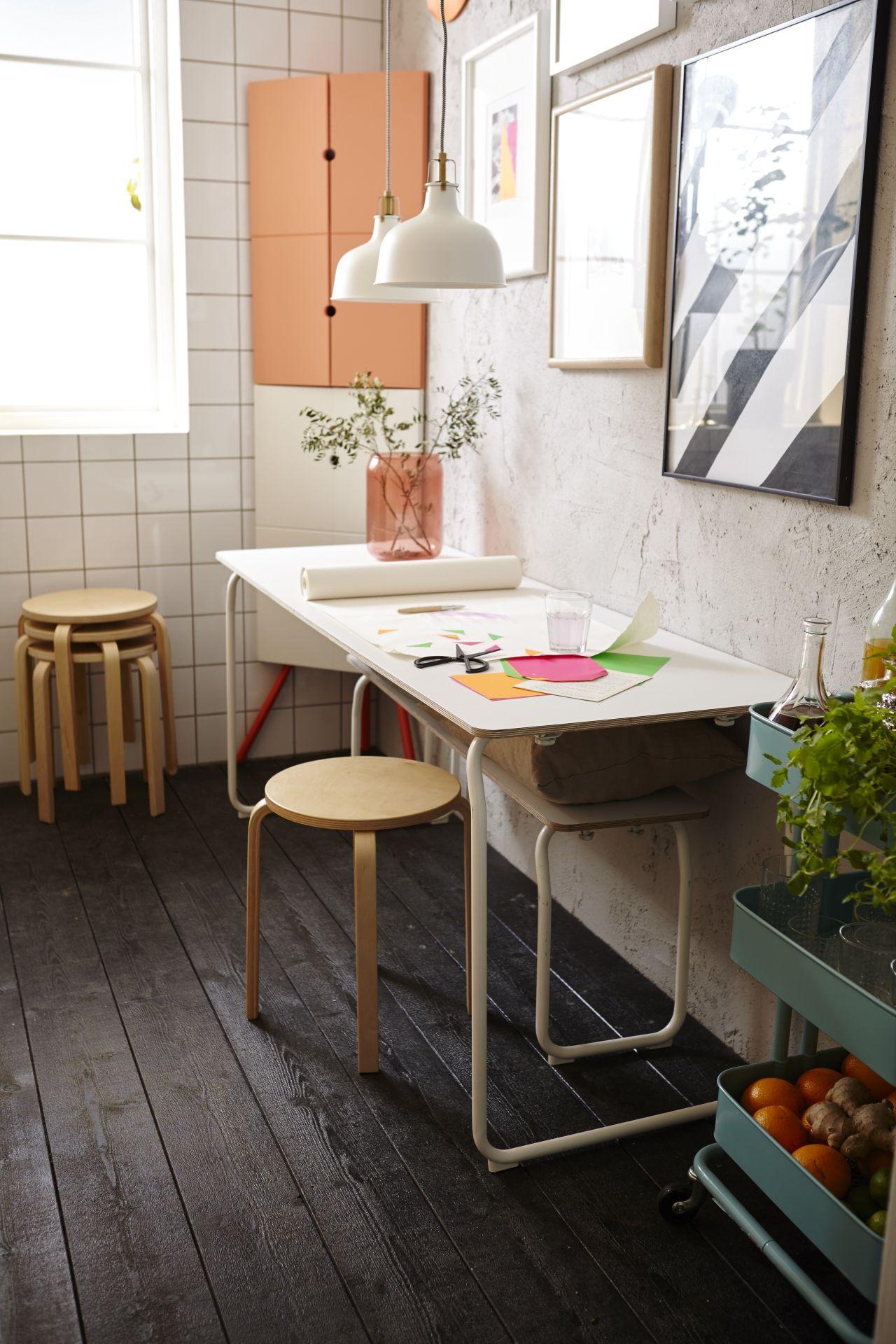 Do exterior no interior mesas cadeiras decora o - Mesas exterior ikea ...