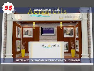 Exhibition Stand Synonym : Exhibition stall d models meter stall o exhibitions