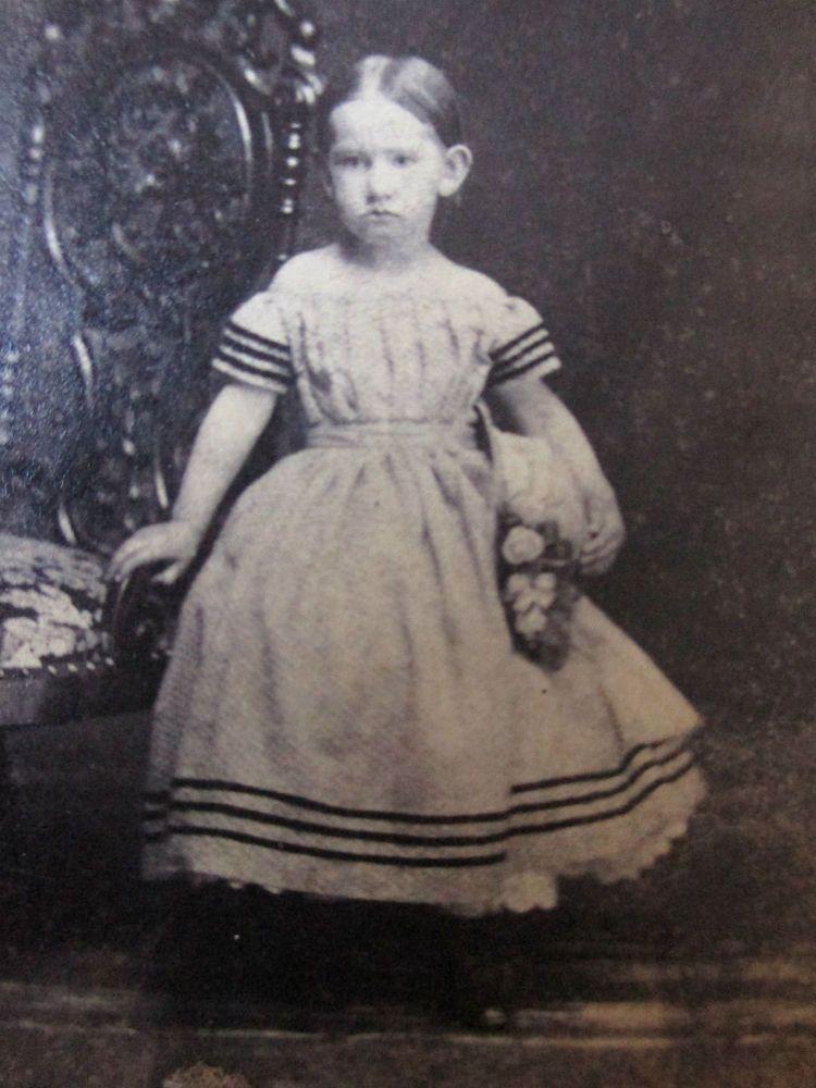 1860 Era From Hoop Dresses