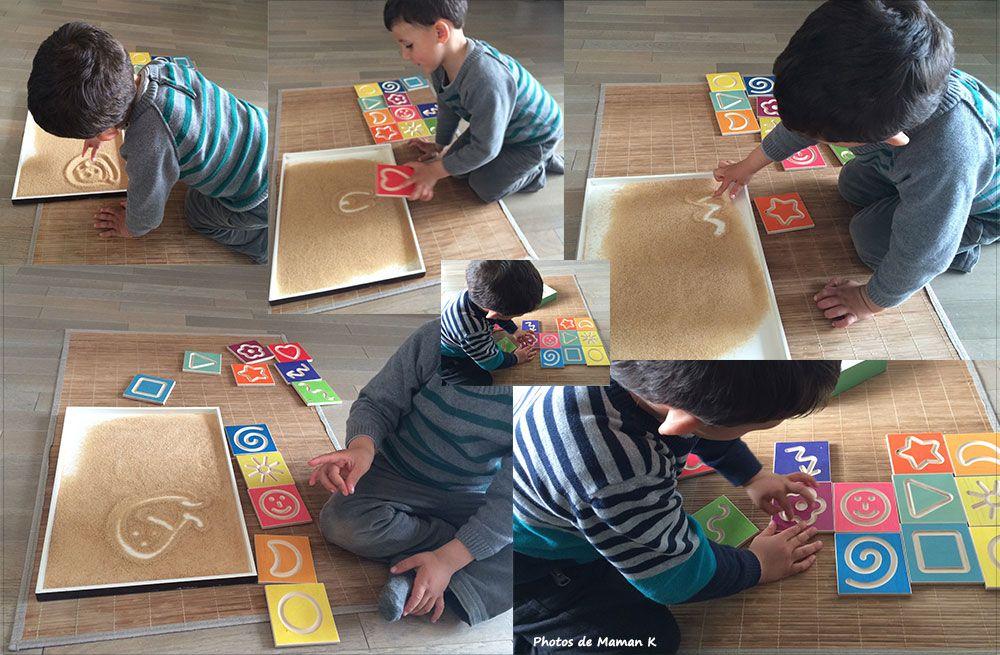 le jeu en bois pour dessiner dans le dos selon Kathleen et Hayden