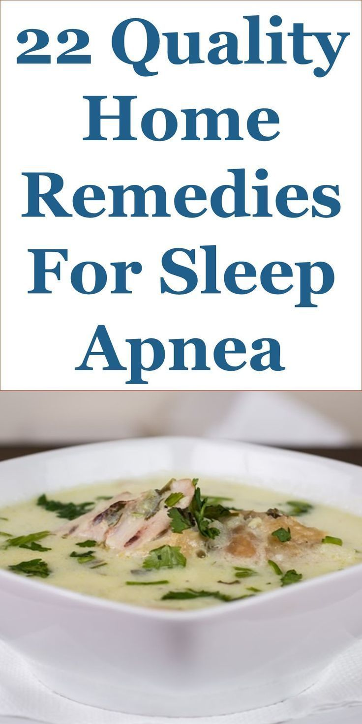 22 Quality Home Remedies For Sleep Apnea Snore Guard