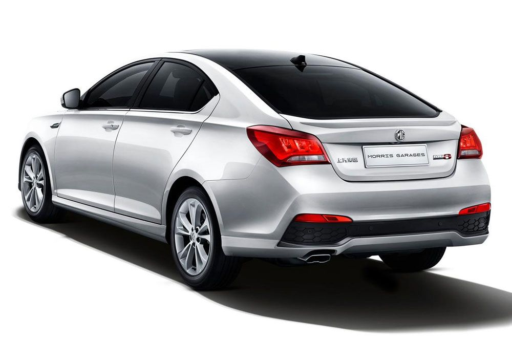 New Review 2015 Mg6 Facelift Release Rear View Model Top 10
