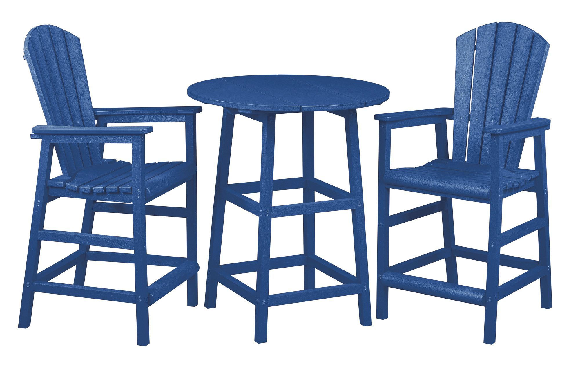 generations 3 piece pub table set patio furniture pub table rh pinterest com