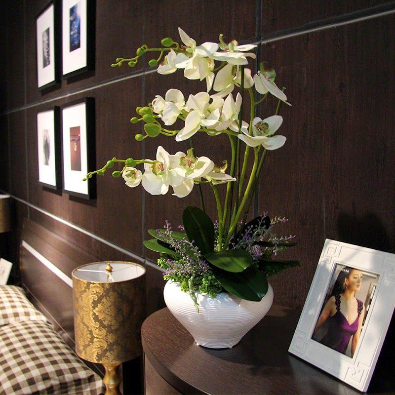 70 Modelos De Como Decorar A Casa Com Arranjo De Flores Com