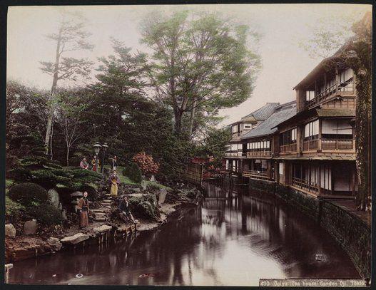 明治の 東京 江戸の名残を残す名所がカラーでよみがえる 画像