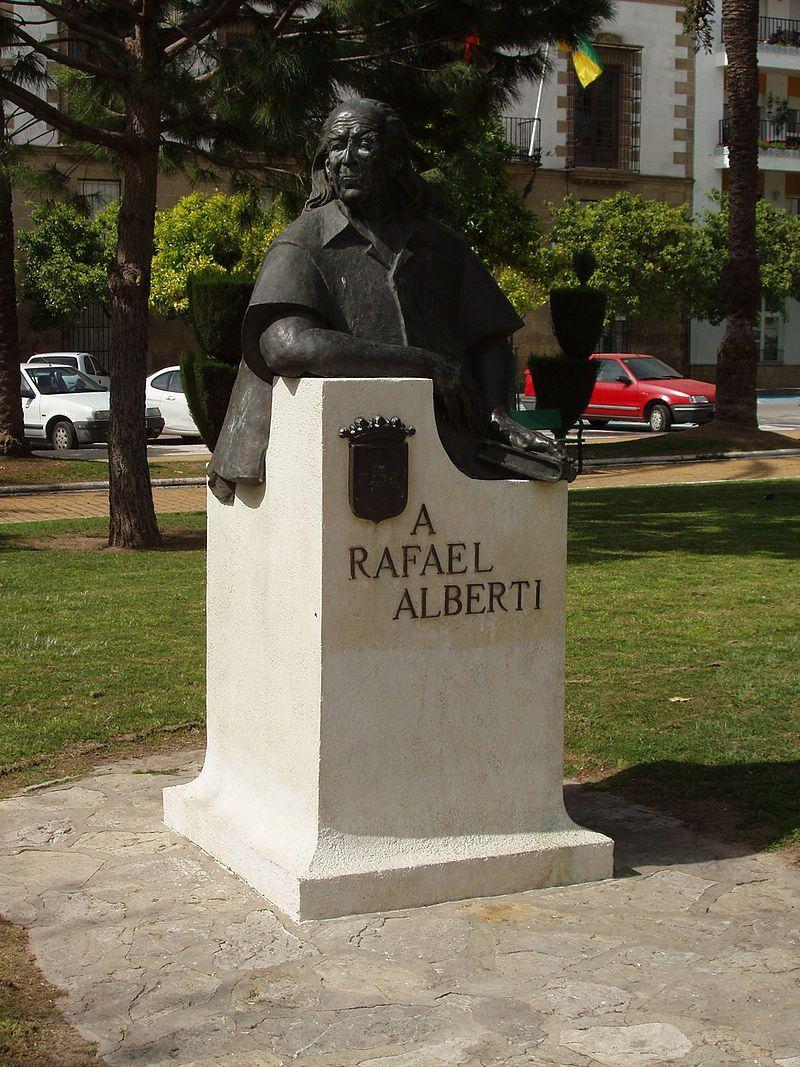 Rafael Alberti monumento - El Puerto de Santa María - Wikipedia, la enciclopedia…