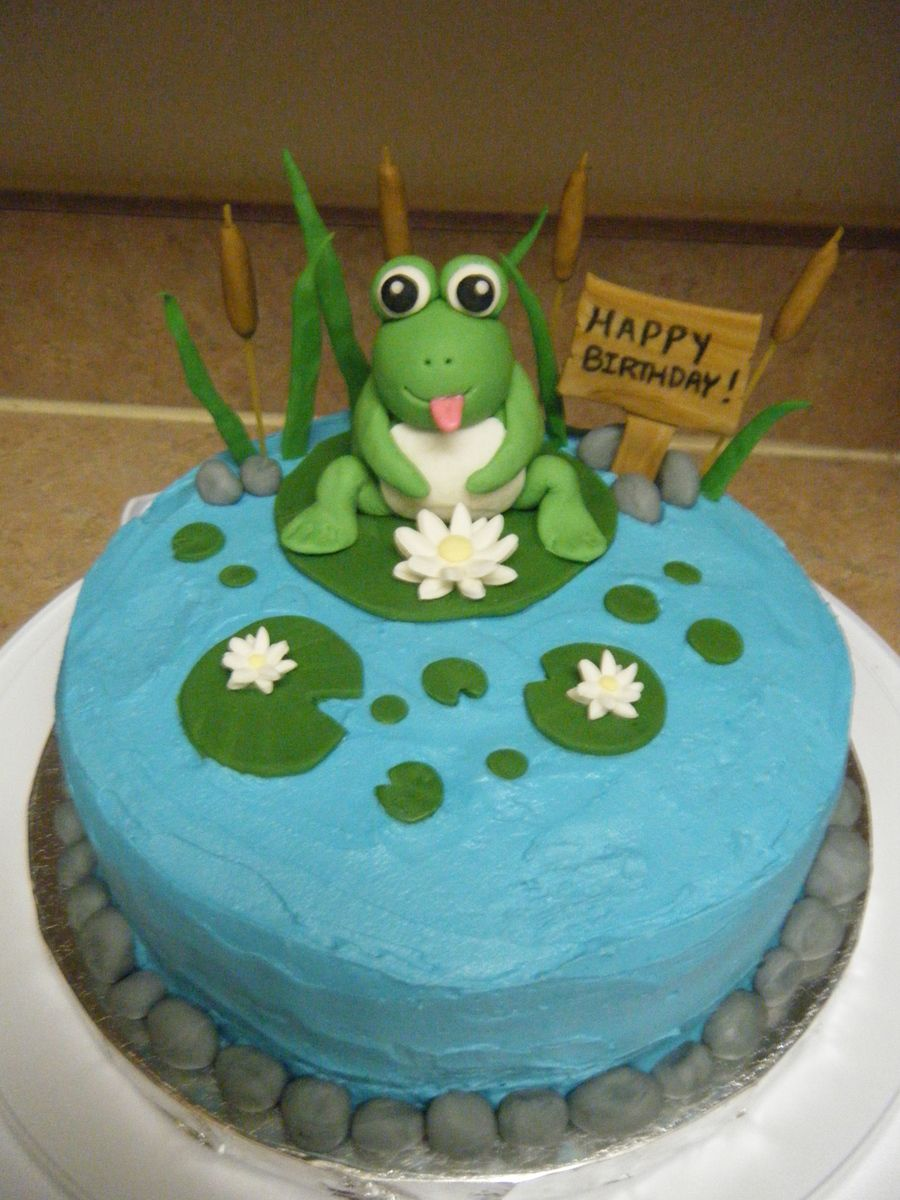Prince Dyllon Birthday Cake