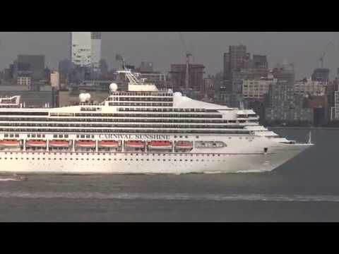 Awesome New York New York Carnival Sunshine Departing New York - Cruises departing from ny