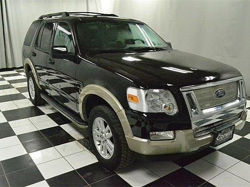 2010 Ford Explorer Ed Bauer Black Fargo Nd