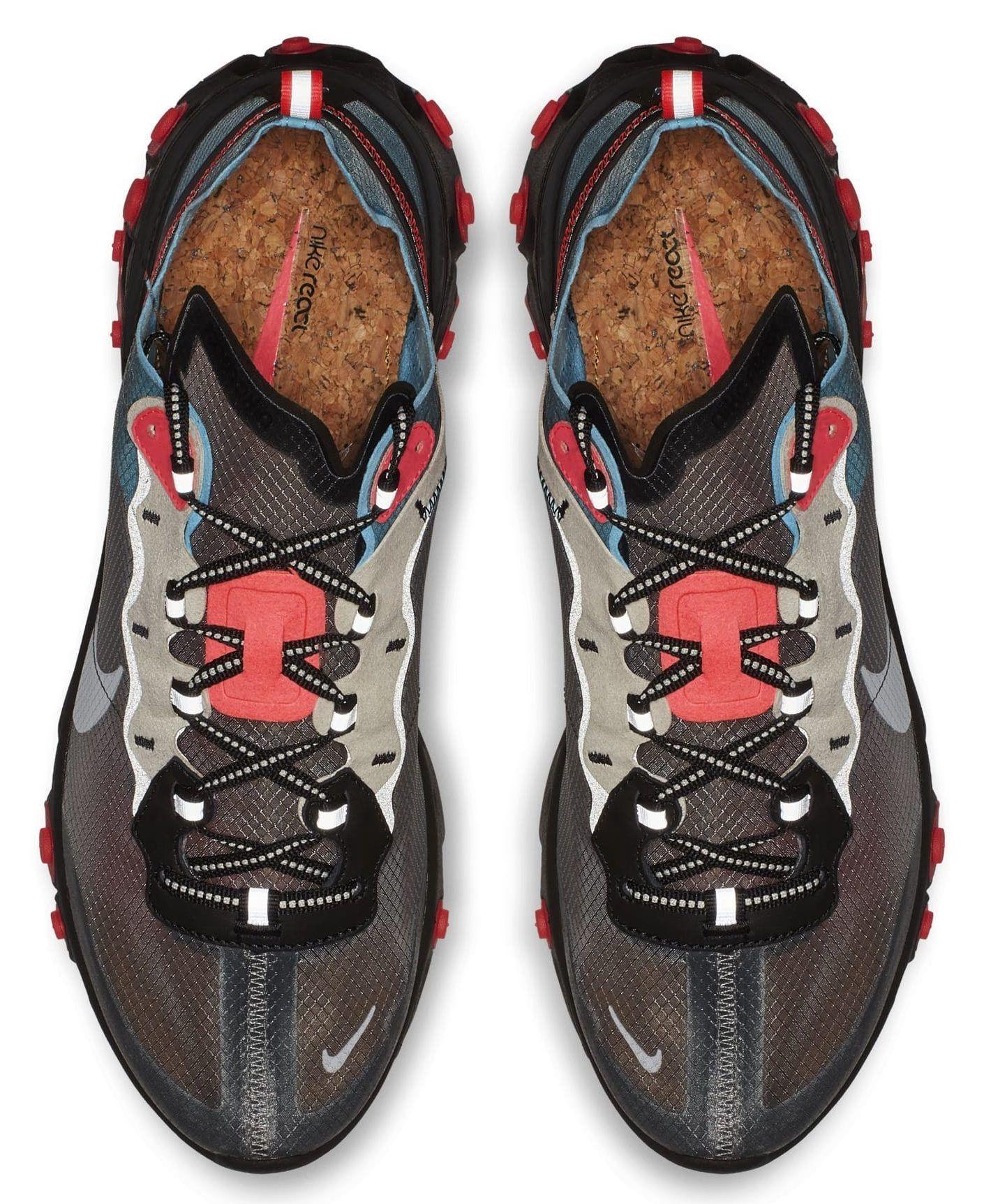 new product 0754c 51ca6 Nike React Element 87 Black Cool Grey. Nike React Element 87 Black Cool  Grey Release Date, Trainers, Kicks, Sweatshirt