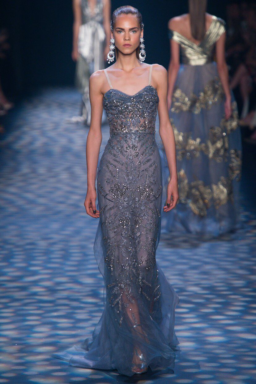 Marchesa Spring 2017 Ready-to-Wear Fashion Show | Catwalk SS17 New ...