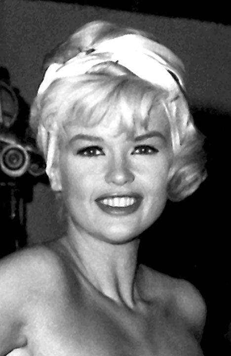 Jane Mansfield - Bryn Mawr, Pensilvania, 19 de abril de 1933 — Slidell, Luisiana, 29 de junio de 1967
