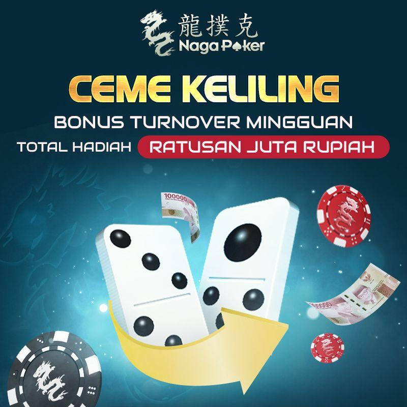Bonus Turnover Ceme Keliling Persembahan Nagapoker Blackjack Poker Aplikasi