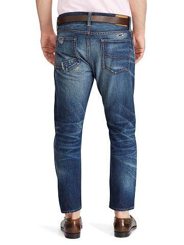 91ee4aefd Sullivan Slim Cropped Jean - Polo Ralph Lauren Slim - RalphLauren ...