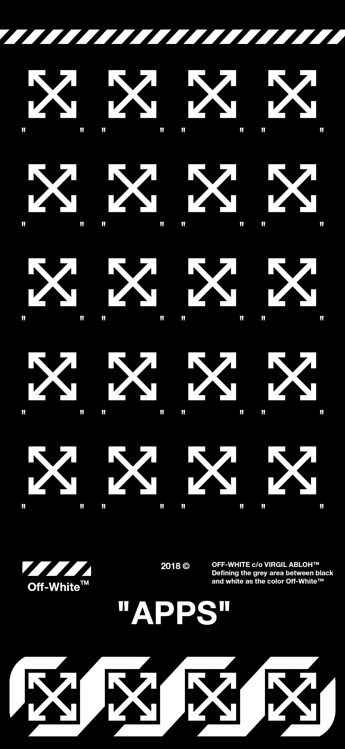 Off White Wallpaper 4k Iphone X Ideas In 2020 Iphone Wallpaper Off White Hypebeast Iphone Wallpaper Iphone Lockscreen Wallpaper