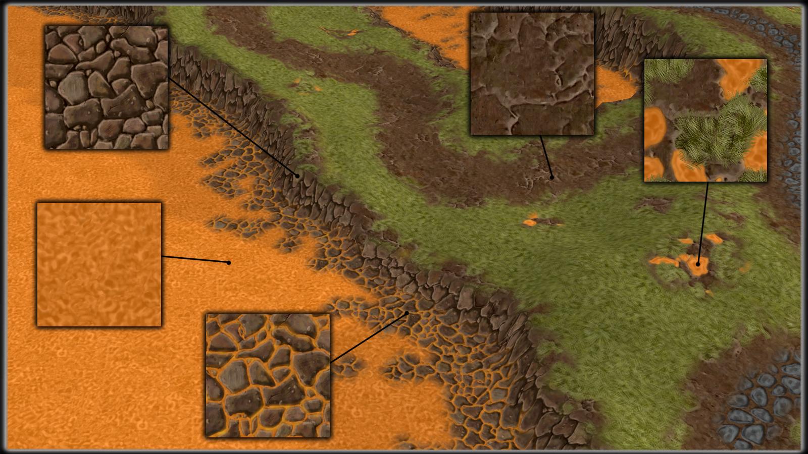 Landscape Textures 2 [SkythianCat]